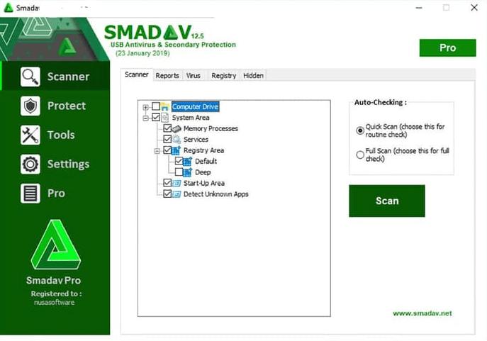 Smadav Free Antivirus