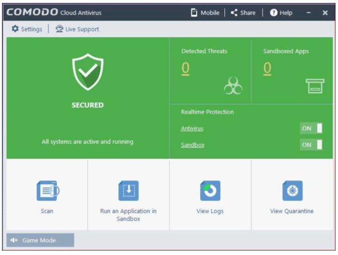 Download Free Antivirus Software 1